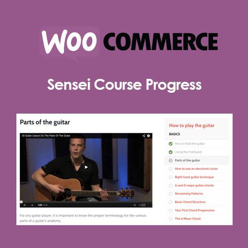 Sensei Course Progress
