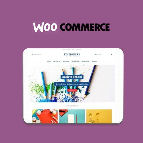 Stationery Storefront WooCommerce Theme