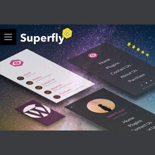Superfly Menu Responsive WordPress Menu Plugin