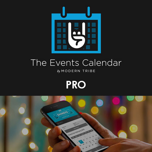 The Events Calendar PRO WordPress Plugin