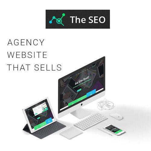 The SEO Digital Marketing Agency WordPress Theme
