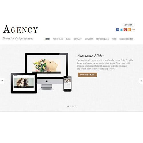 Themify Agency WordPress Theme