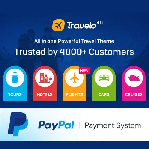 Travelo Travel Tour Booking Responsive WordPress Theme