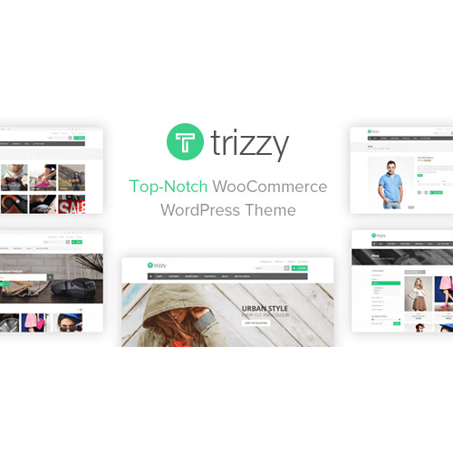 Trizzy Multi Purpose WooCommerce WordPress Theme