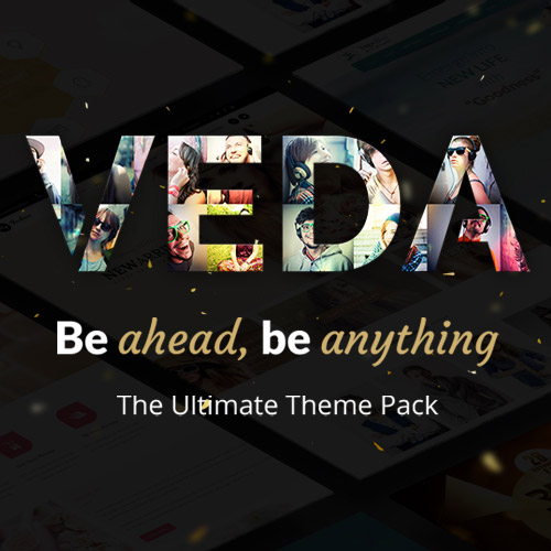 VEDA Multi Purpose Theme