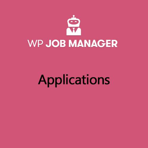 WP Job Manager Applications Addon