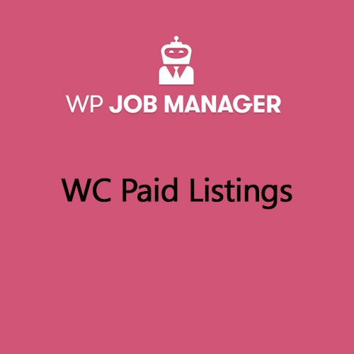 WP Job Manager WC Paid Listings Addon