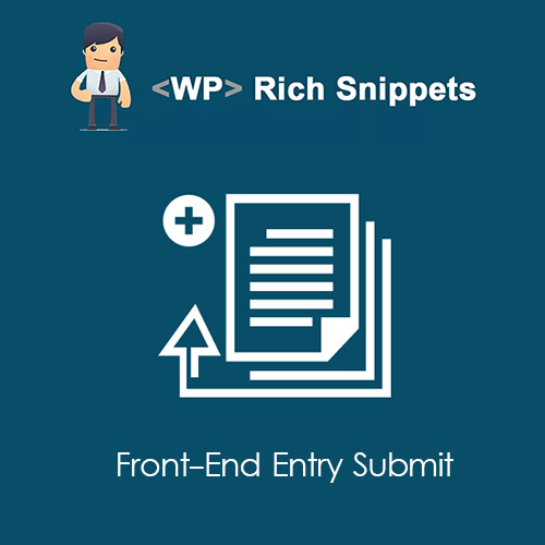 WP Rich Snippets Frontend Entry Submit