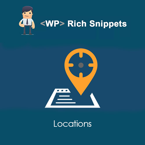 WP Rich Snippets Locations