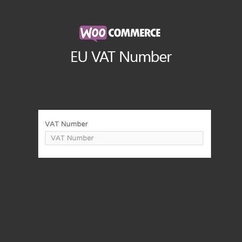 WooCommerce EU VAT Number