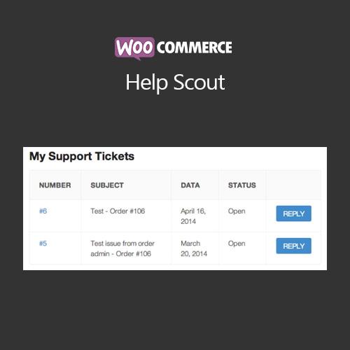 WooCommerce Help Scout