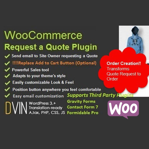 WooCommerce Request a Quote