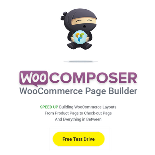 WooComposer Page Builder for WooCommerce