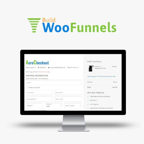 WooFunnels Aero Checkout for WooCommerce