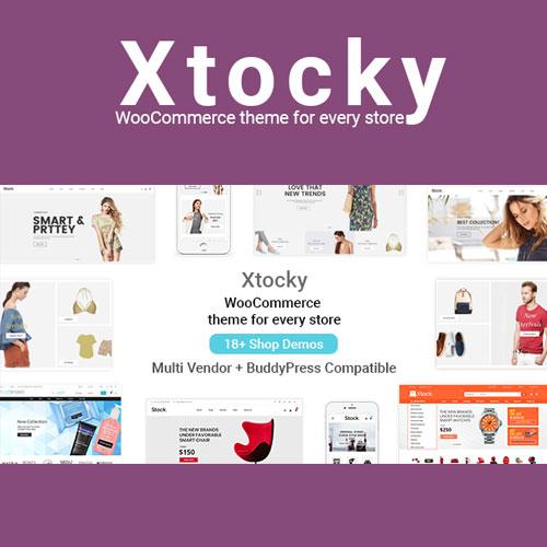 Xtocky WooCommerce Responsive Theme