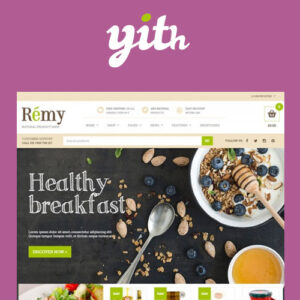 YITH Remy Food and Restaurant WordPress Theme