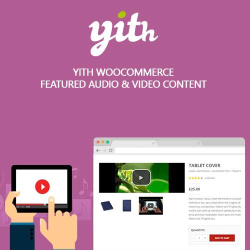 YITH WooCommerce Featured Audio Video Content Premium