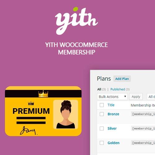 YITH WooCommerce Membership Premium