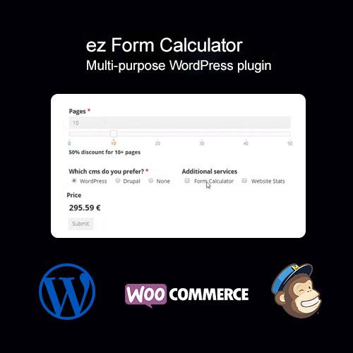 ez Form Calculator Premium