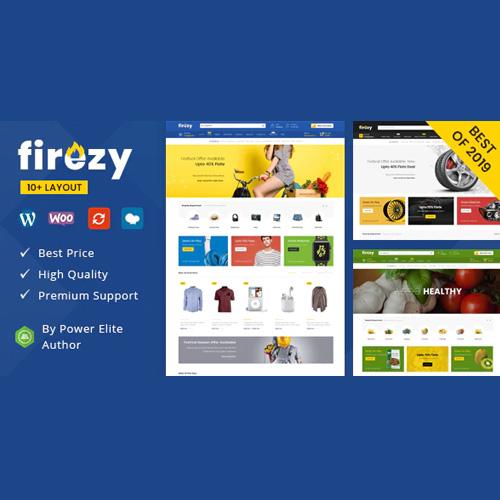 firezy Multipurpose WooCommerce Theme