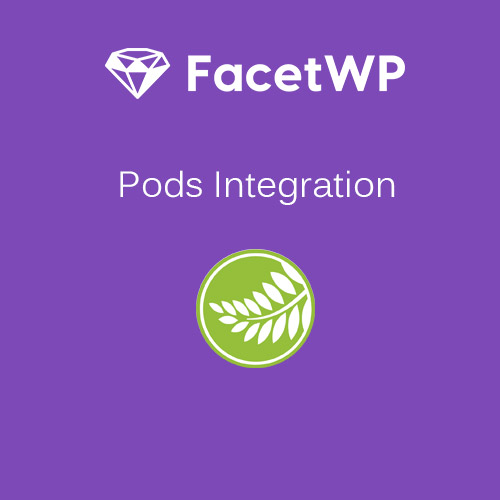 FacetWP Pods Integration
