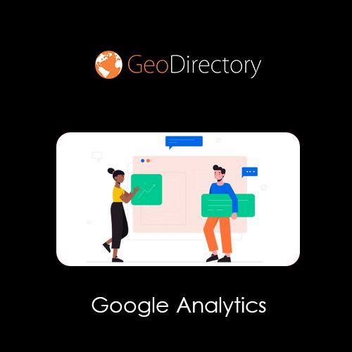 GeoDirectory Google Analytics