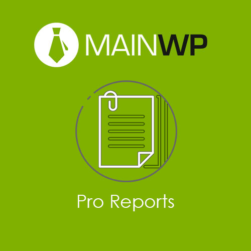 MainWP Pro Reports