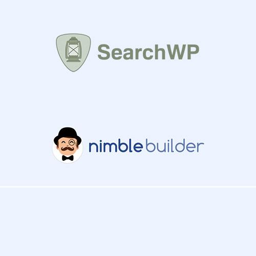 SearchWP Nimble Builder Integration