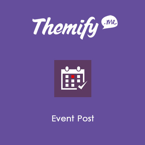 Themify Event Post