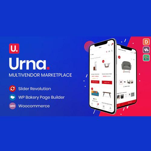Urna All in one WooCommerce WordPress Theme