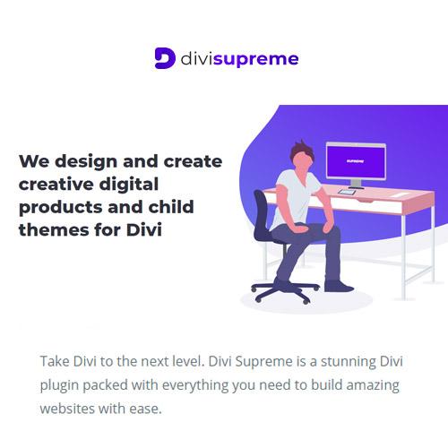 Divi Supreme Pro
