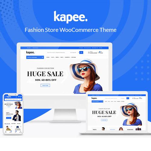 Kapee Fashion Store WooCommerce Theme
